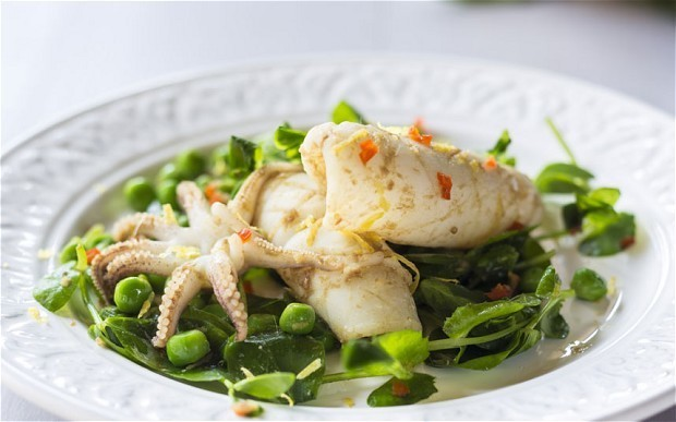 Squid recipes: why it's time for a bit of squid pro quo