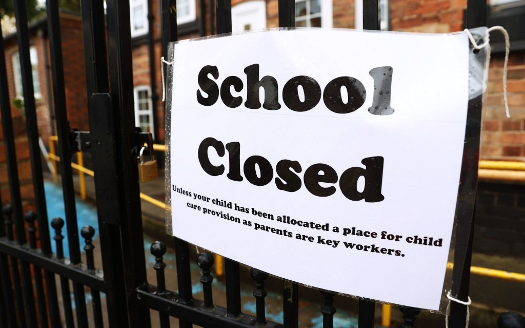 Parents accuse unions of using their 'checklist' to sabotage attempts to reopen schools