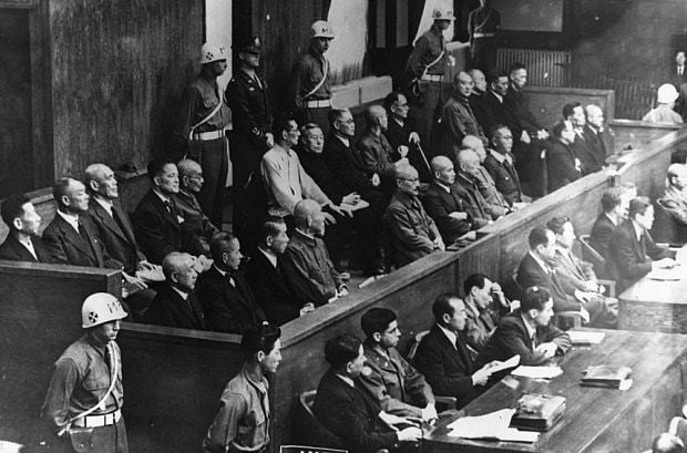 Japan to re-examine verdicts in war crimes trials from Second World War