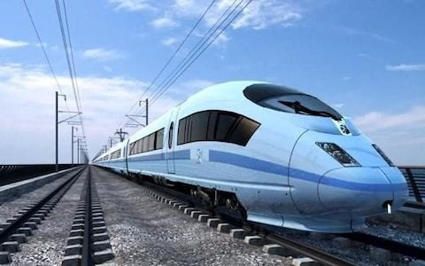 The HS2 vanity project is already obsolete