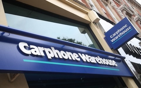 Dixons Carphone hit with £500,000 fine over cyber attack