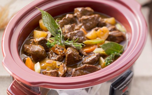 Beat the clock: family-friendly slow cooker ideas