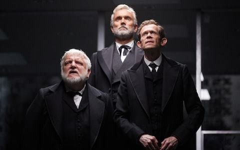 Win tickets to The Lehman Trilogy, plus a five-star hotel stay