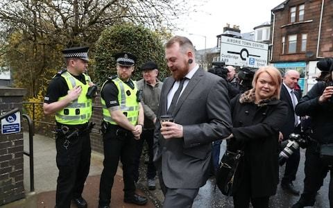 Arrested for telling a bad joke: the Count Dankula story