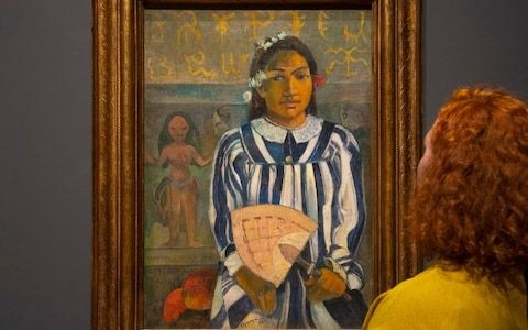 Paul Gauguin's 'predatory behaviour and colonialist mindset' highlighted by new exhibition