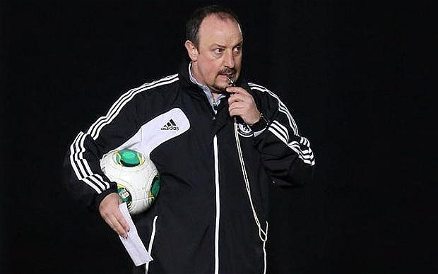 Rafael Benítez in no hurry to find new role as he prepares for his final game in charge of Chelsea