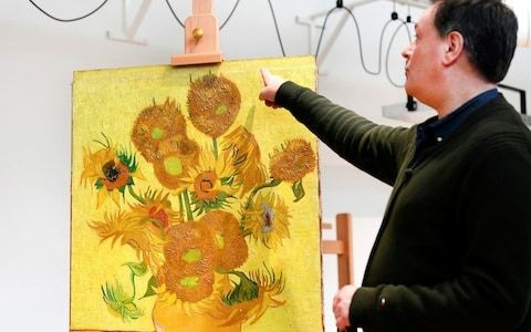 Van Gogh's Sunflowers 'too fragile to leave home again', says Amsterdam museum