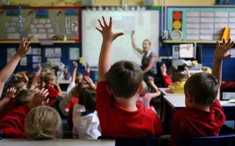 Hot classrooms harm children's academic performance, study finds