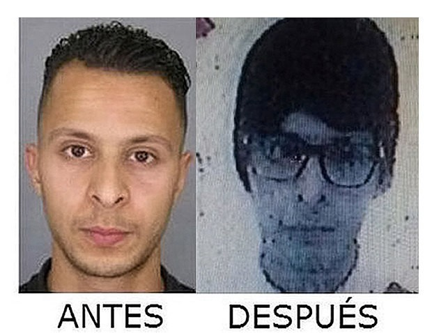Mystery as DNA of Europe's top terror suspect not on discarded suicide vest