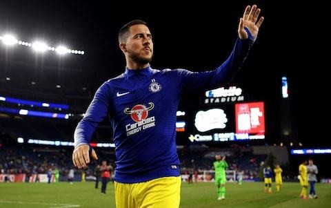 Real Madrid prepare fresh Eden Hazard approach