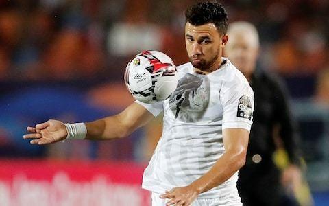Aston Villa set to make Egypt international Trezeguet their ninth summer signing