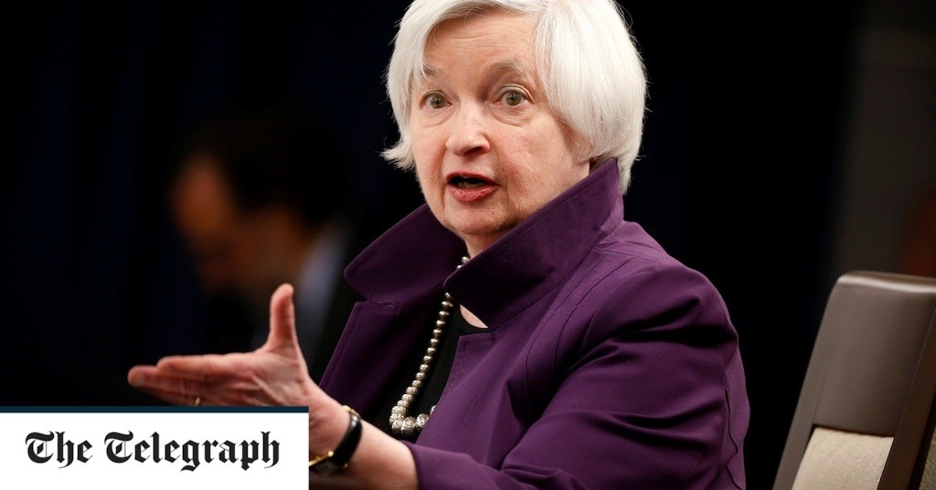 Janet Yellen set to become America's first female Treasury Secretary