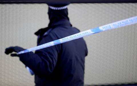 Teenager and man stabbed in separate incidents in north London