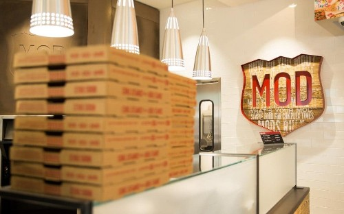 America's fastest-growing pizza brand, MOD, arrives in the UK