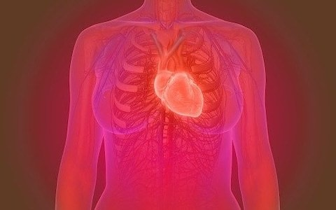 Female heart attack victims half as likely as men to receive treatment