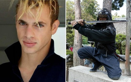 American man with 'great acrobatic skill' becomes Japan's first paid foreign ninja