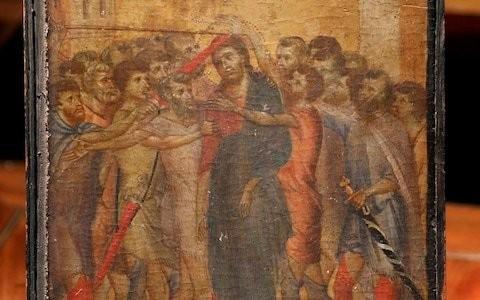 France blocks export of 13th-century Cimabue masterpiece found in elderly woman's kitchen