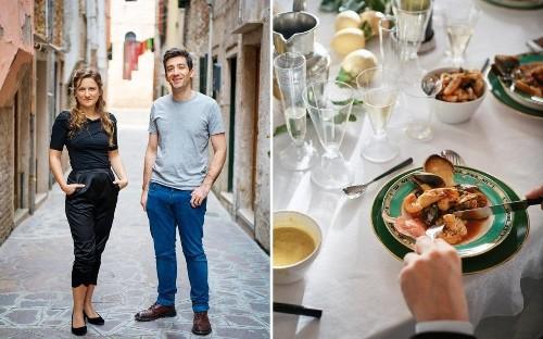 Eating Venice: Skye McAlpine gives Ben Tish a taste of local life