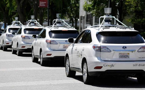 Buy these seven shares to profit from driverless cars and artificial intelligence