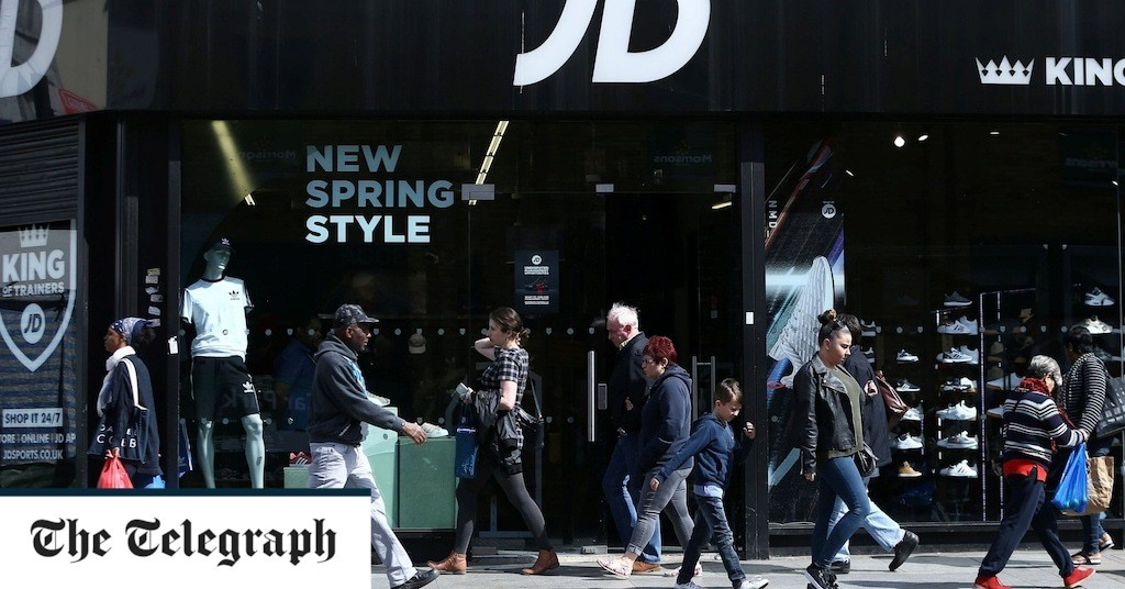 Abrupt halt to JD Sports' run lays bare rocky road ahead