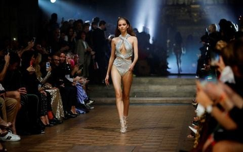 Southwark Cathedral criticised for hosting scantily clad London Fashion Week show described as 'antithesis of Christian gospel'