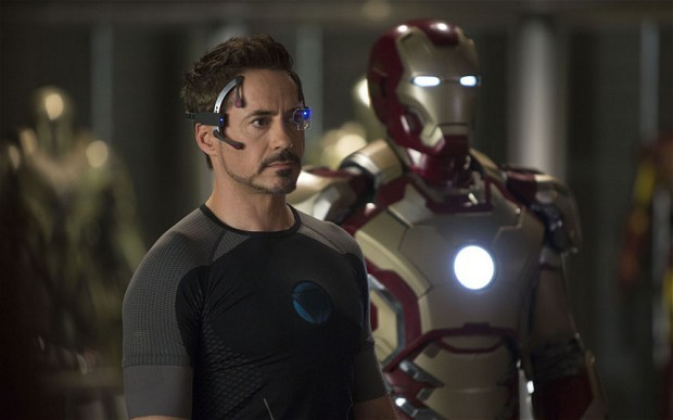 Iron Man 3: the technology behind Tony Stark's suit