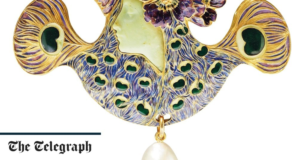 From Lalique to Fouquet: inside Christie's £2.5 million sale of museum-worthy Art Nouveau and Art Deco jewellery