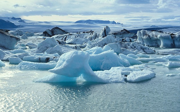 Heat rising from the depths of the Arctic 'could accelerate ice melt'