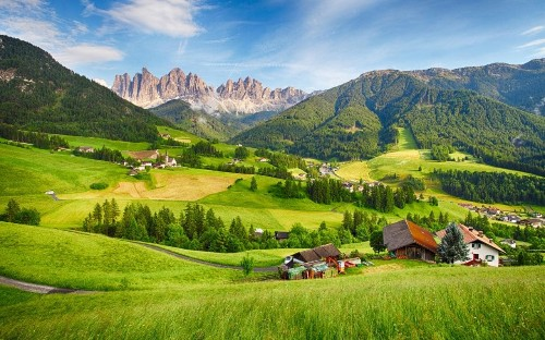 Your favourite summer holidays in the Alps