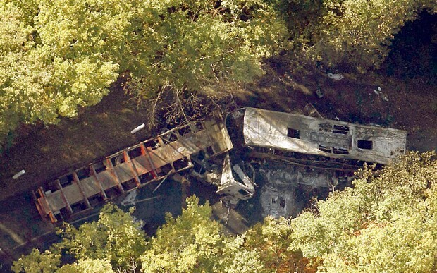 73-year-old hero of horrific bus crash in south-western France