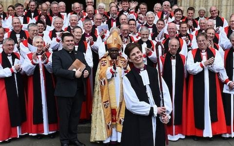 Church of England to spend £63m on first vicar training fund