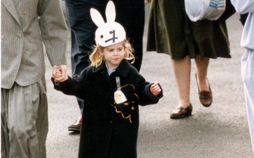 Look back at the royal family's most stylish Easter moments