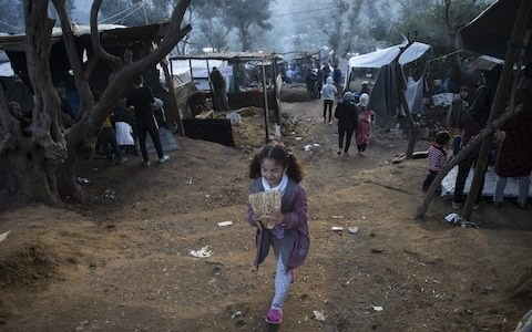 Human beings seeking refuge do not deserve this hell, says British doctor working in Lesbos refugee camp