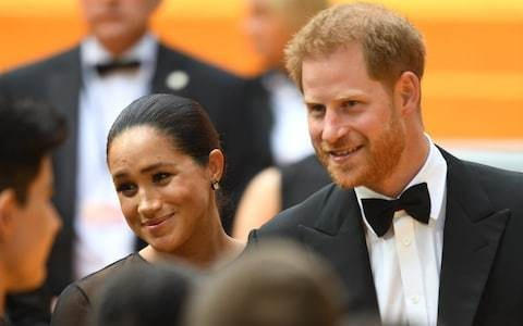 Famous friends rally to support Duke and Duchess of Sussex: 'All they're trying to do is make the world better'