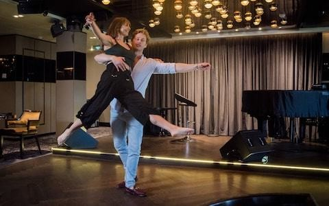 'I was living my Dirty Dancing dream': On board P&O's Strictly-themed cruise