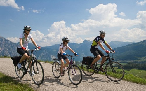 10 of the best cycling holidays for families