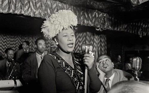 Ella Fitzgerald: one of the greatest singers of all