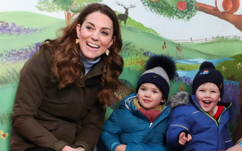 Duchess of Cambridge finds her voice as a down-to-earth mother-of-three