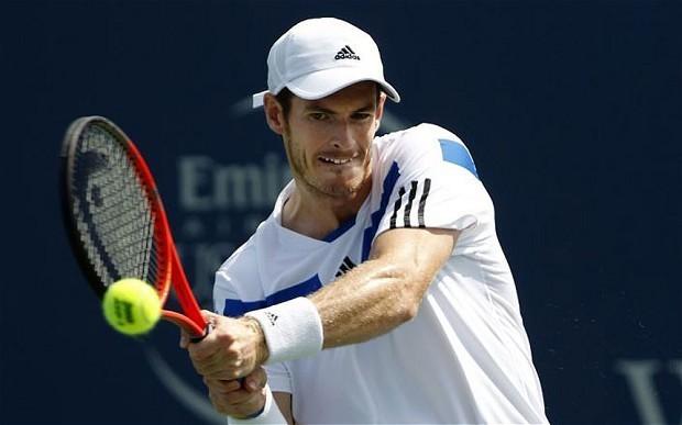 US Open 2013: Andy Murray confirmed as third seed behind Novak Djokovic and Rafael Nadal