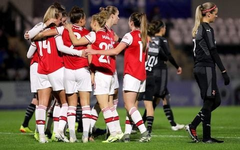 Arsenal women handed tough Champions League draw with Lyon lined up in potential semi-final