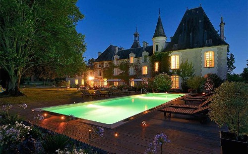 Hotels in French châteaux: The Fab Five