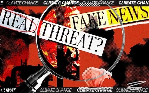Climate change: fake news or global threat? This is the science