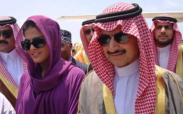 Billionaire Saudi prince to give away $32 billion fortune