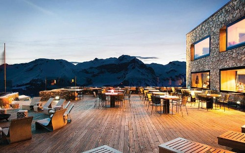 The best mountain restaurants in Switzerland