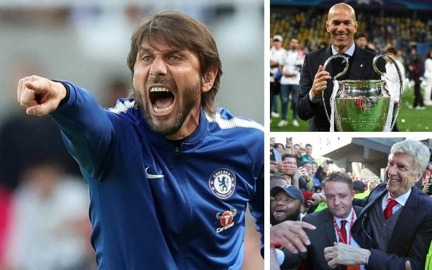 Antonio Conte, Zinedine Zidane...Claudio Ranieri? 10 tempting out of work managers