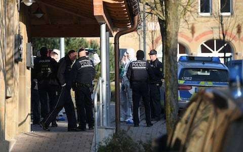 Rot am See shooting: Man kills parents and four others in southern German town