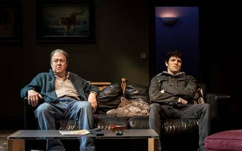 A Number, Bridge Theatre, review: superb revival of Caryl Churchill's cloning drama