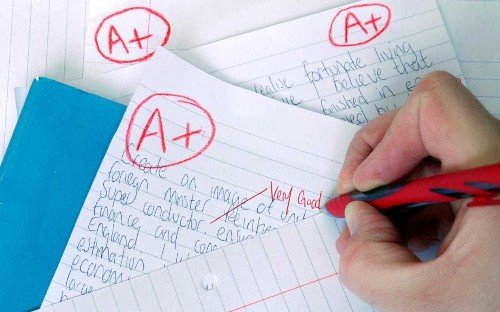 Fear of pushy parents means teachers spend hours pointlessly 'triple marking' work, education union warns