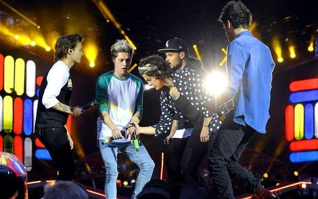 One Direction, Croke Park, Dublin, review