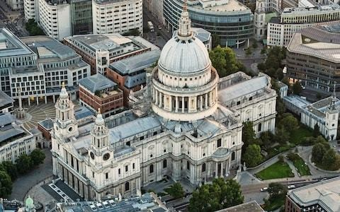 Alleged jihadist in court accused of plot to blow up St Paul's Cathedral